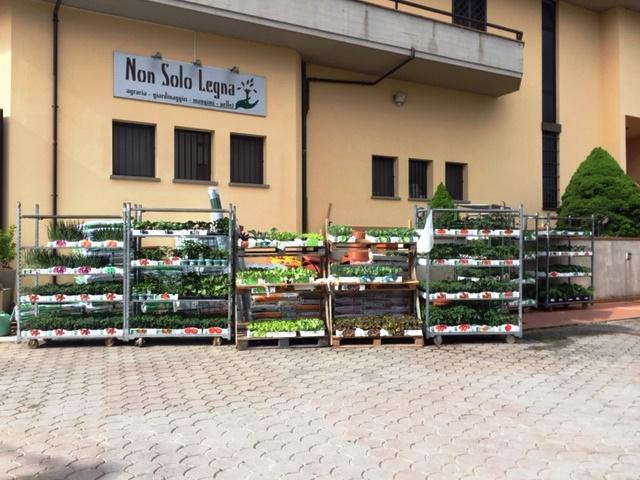 Agraria - Giardinaggio - Mangimi - pellet
