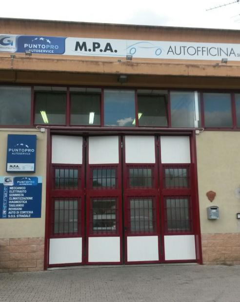 Mpa autofficina meccanica figline e incisa valdarno for Arredamento officina meccanica