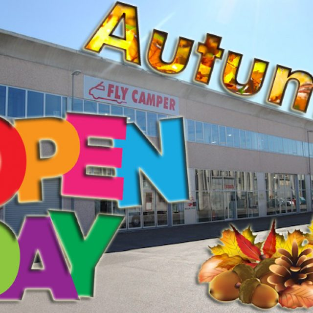 AUTUMN OPEN DAY da Fly Camper !