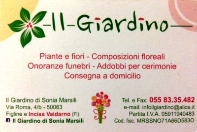 The Sonia Marsili Garden – plants and flowers