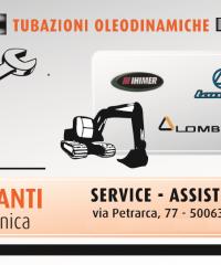 Sacchetti Santi | Officina meccanica