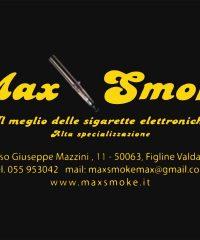 MAX SMOKE – electronic cigarette