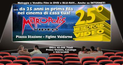 Metropolis Video – Vendita e Noleggio