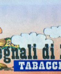 Tabaccheria – tobacconist – Segnali di Fumo