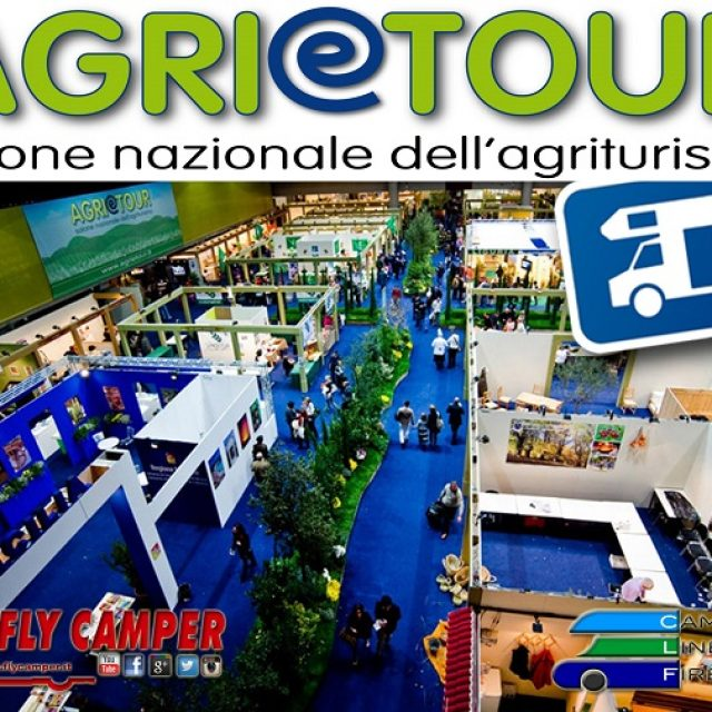LA FLY CAMPER INSIEME A CAMPER LINE FIRENZE ALL'AGRIeTOUR 2017 AD AREZZO