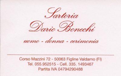 SARTORIA DARIO BONECHI – Tailored suits