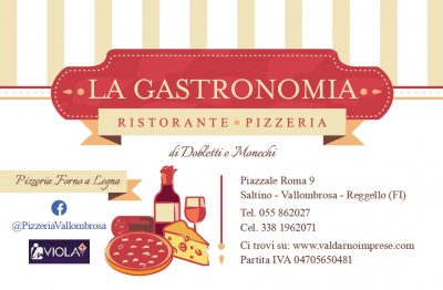 La Gastronomia| Pizzeria Vallombrosa – Saltino Reggello