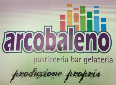 Arcobaleno – pastry