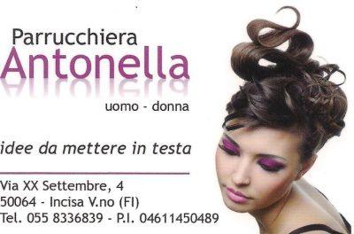Parrucchiera Antonella – Hairdresser