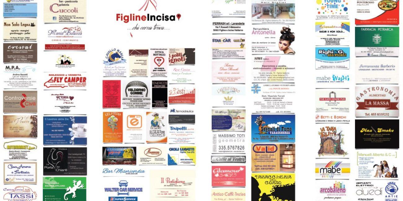 Ringraziamo gli abbonati alla nostra Directory! Troverete tutti i contatti nella Brochure distribuita sul territorio!